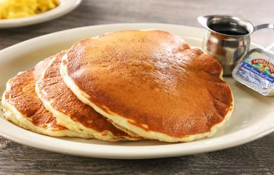 Jim's Famous Buttermilk Pancakes