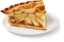 High-Top Apple - Slice